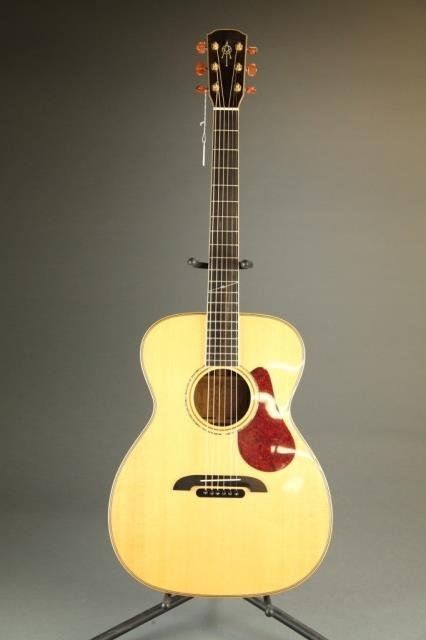 An Alvarez Yari FY-200 acoustic guitar, Serial #: