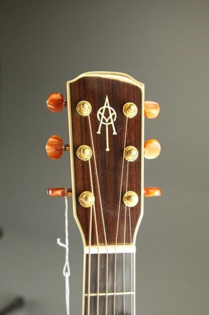 An Alvarez Yari FY-200 acoustic guitar, Serial #: - 2