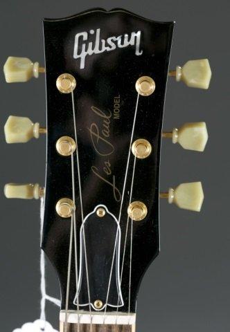 A Gibson Les Paul standard plus guitar, Serial #: - 2