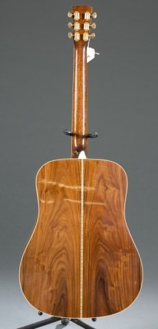A Blueridge BR-70 acoustic guitar, Serial #: 40702 - 2