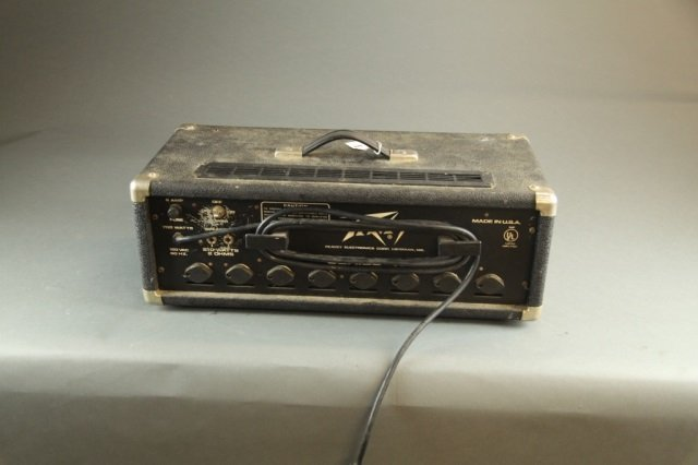 A Peavey Bass head 210W amp. - 2