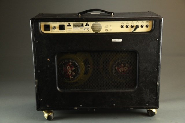 An Epiphone Blues Custom 30W amp, Serial #: 180207 - 3