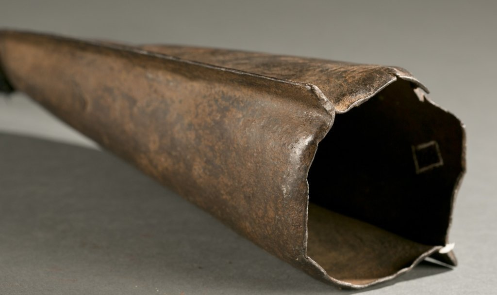 Cameroon Grasslands gong, 19th / 20th c. - 3