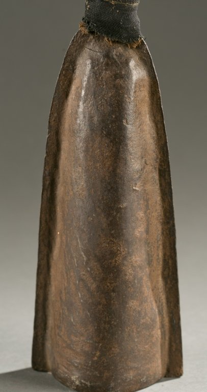 Cameroon Grasslands gong, 19th / 20th c. - 5