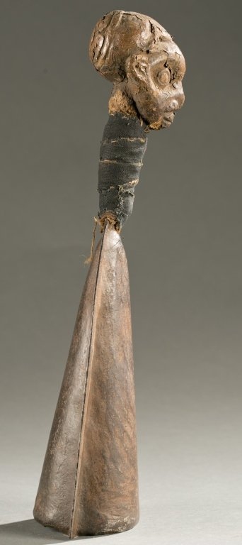 Cameroon Grasslands gong, 19th / 20th c. - 6