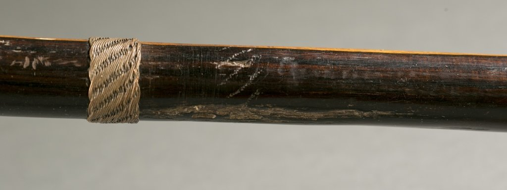 South African ax with elaborate blade, 20th cen. - 4