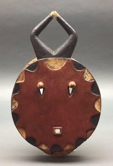 Polychrome Goli facemask
