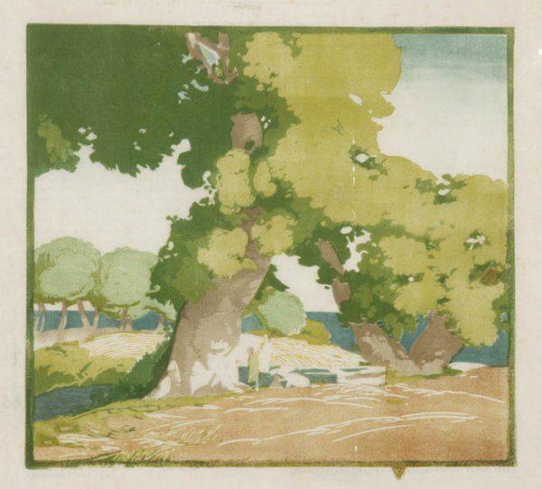17: Butler, John Davidson (Am. 1890-1976). Prosph