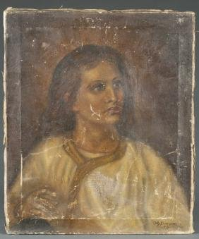 Merton Simpson, Del Nino Jesus. 1948.