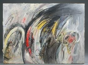 Merton Simpson, Untitled. 20th century.