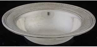 International Silver sterling bowl