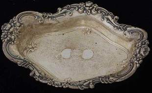 Wallace Sterling dish