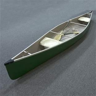 We.No.Nah Fiberglass Canoe