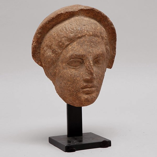 305: Ancient Etruscan Head