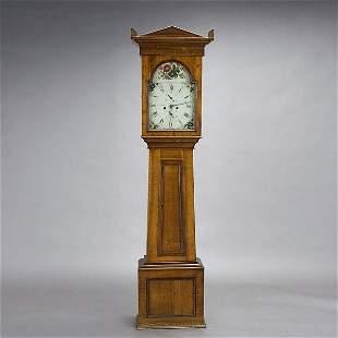 Continental Tall Case Clock