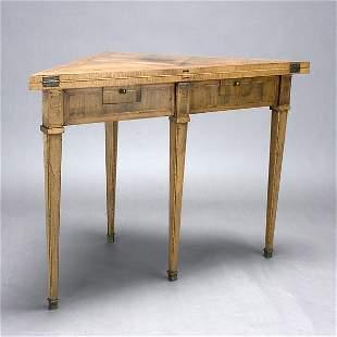 Italian Neoclassical Games Table