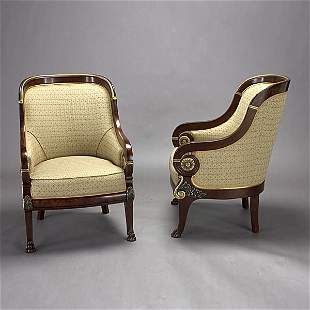 Pair of Baltic Armchairs