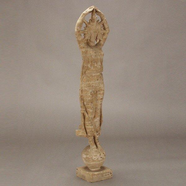 693: CALDER (SENIOR) PANAMA PACIFIC PPI ART CAST OF STA