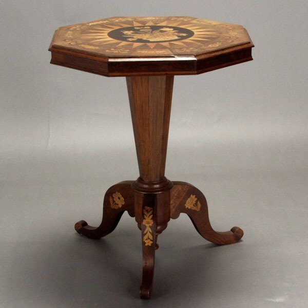 1016: Baroque Style Table