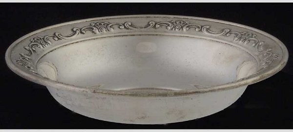 14: Gorham Sterling silver candy dish