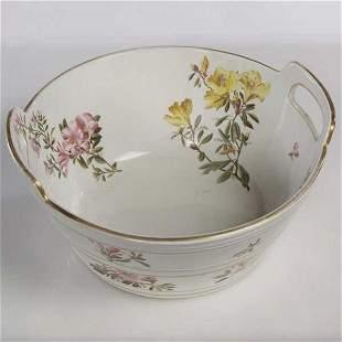 English Ironstone Milk Bowl