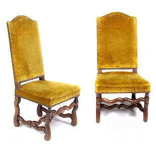 Louis XVI Style Side Chairs