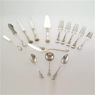 Miscellaneous Sterling Flatware