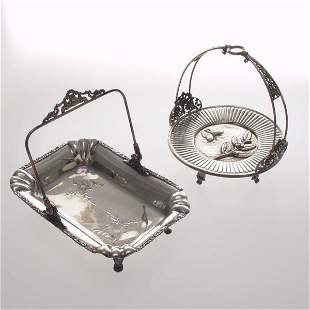 Aesthetic Movement Baskets