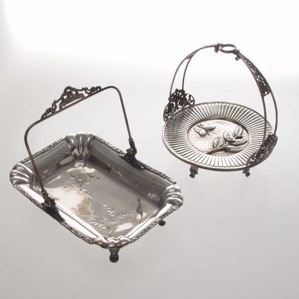 1005: Aesthetic Movement Baskets