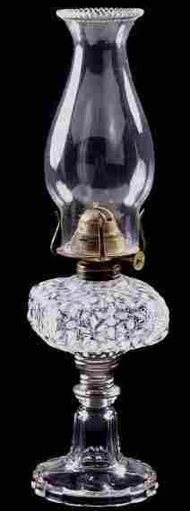 Hobbs, Brockunier& Company Glass Lamp