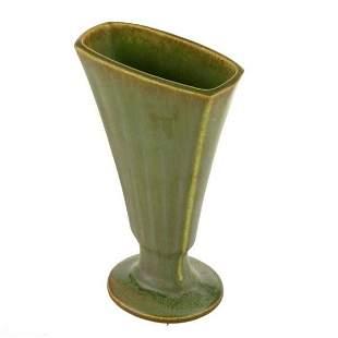 1933 Rookwood Fan Shaped Vase #2959