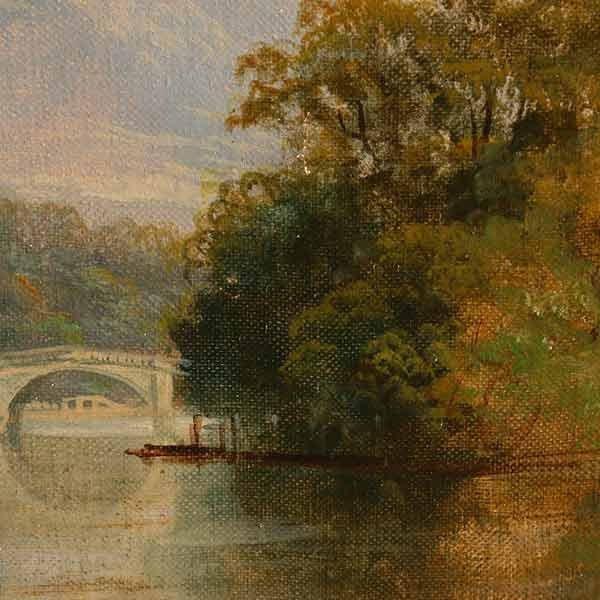1006: John Lewis, The River Thames. - 2