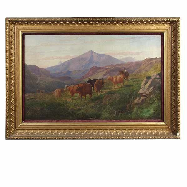 1022: Stephen E. Hogley, Cattle, Oil