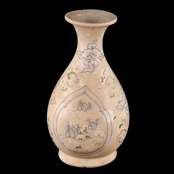 6: Vietnamese Bottle, 15th/16th Century