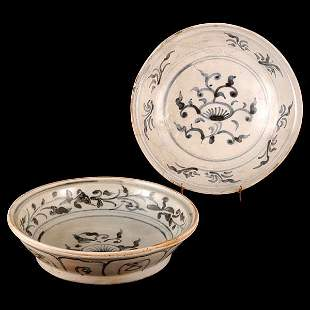 Two 15th/16th Cent. Vietnamese Bowls