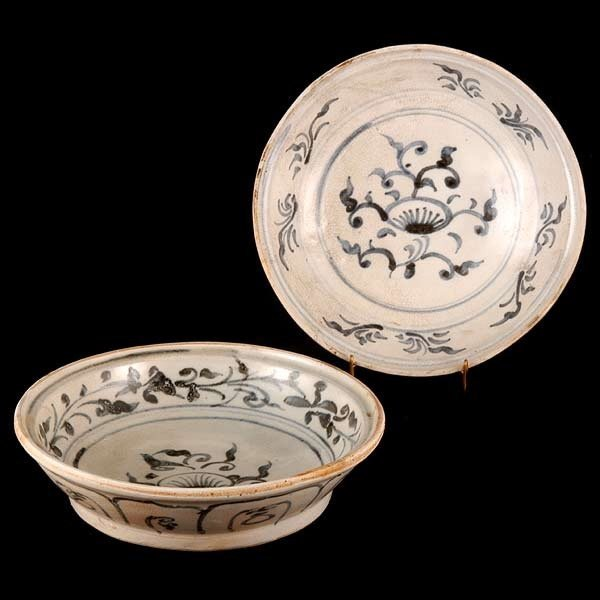 13: Two 15th/16th Cent. Vietnamese Bowls