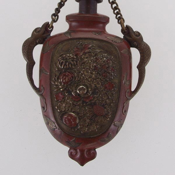 104: Two Japanese Snuff Bottles, 19th C. - 2