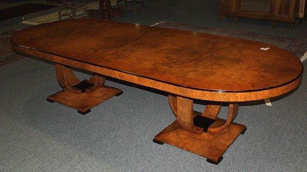 616: Modern Biedermeier Style Table