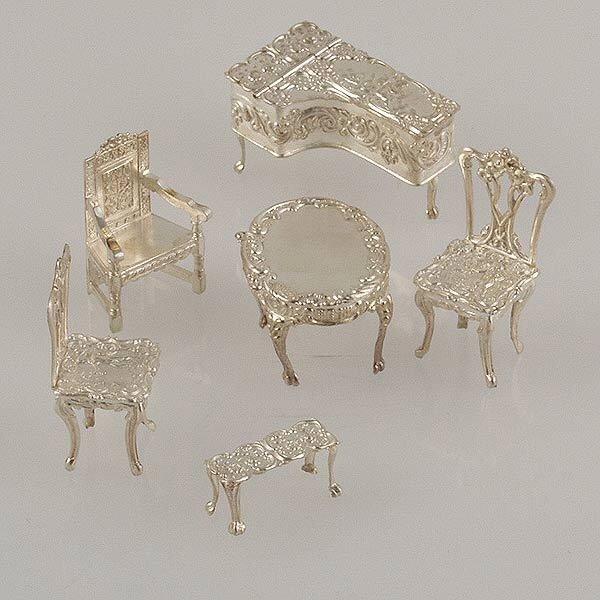 1223: Mini Sterling Furniture Asprey & Co.