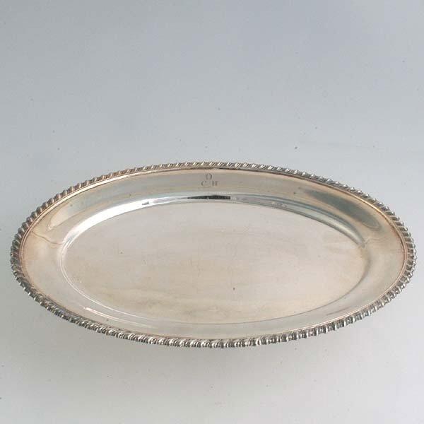 2: Grogan Company Sterling Oval Platter