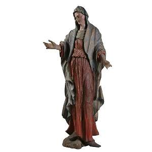 807: Figure of Mary