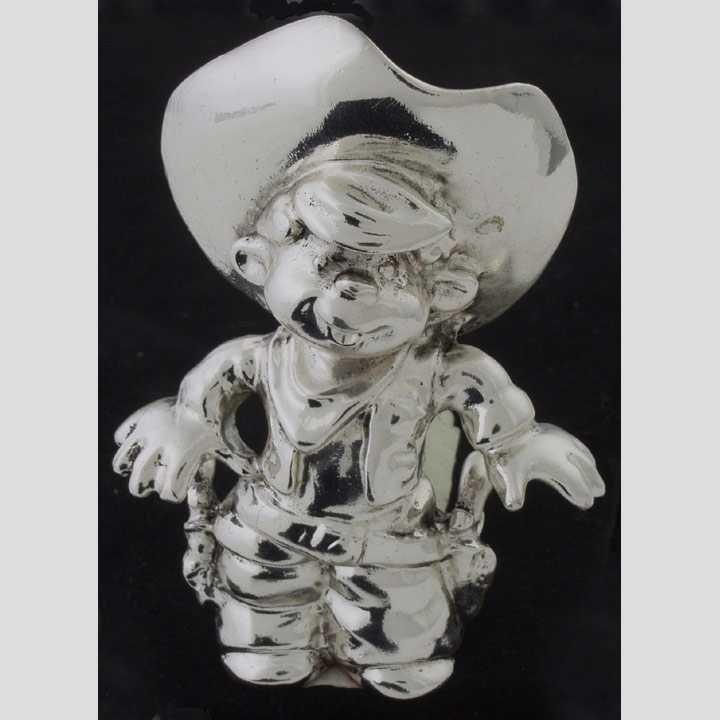 "16: Sterling ""Dennis The Menace"" cowboy figur"