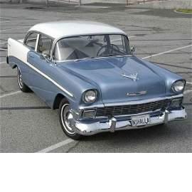 600: 1956 Chevrolet Bel Air
