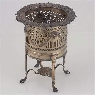 English Neoclassical Wine Coaster