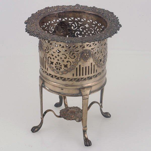 13: English Neoclassical Wine Coaster