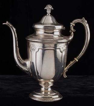 Towle Sterling coffee pot