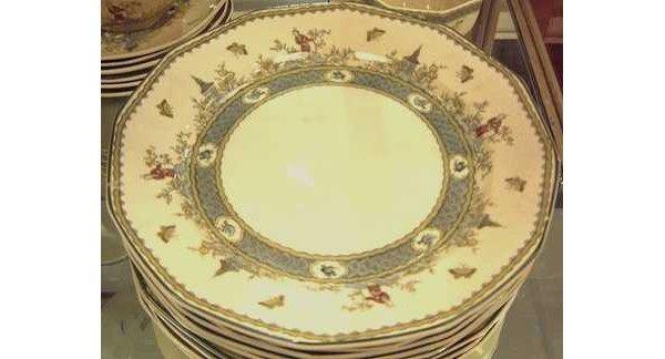 7: Royal Doulton ironstone tableware