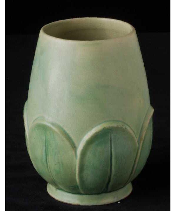 17: Weller Art Pottery vase