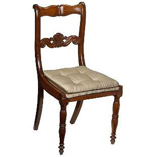 Six 19th Century Side Chairs