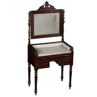 Spanish Baroque Style Dressing Table